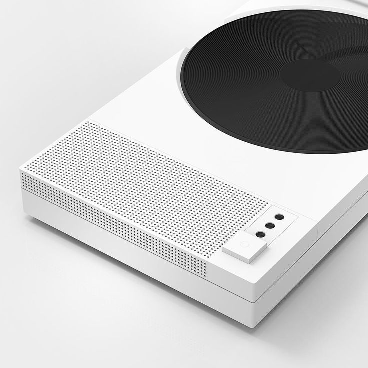 Perforation texture wraps around the corners - this was inspired from a lot of Mexican architecture. Record player is its own speaker. It's isolated on the far end to not mess with the needle. #industrialdesign #productdesign #design #id #process #product #audio #music #vinyl #vinylcollection #vinyljunkie #vinyladdict #designer #render #texture #perforation #minimal #minimalism #deiterrams