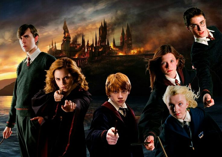 Neville longbottom hermoine granger ron weasley luna lovegood ginny weasley solitary - Luna lovegood and hermione granger ...