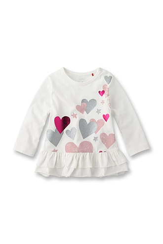 cotton jersey top BABY_GIRLS - Esprit Online-Shop
