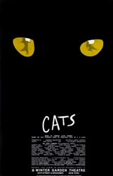 Cats the Musical Broadway (Original)