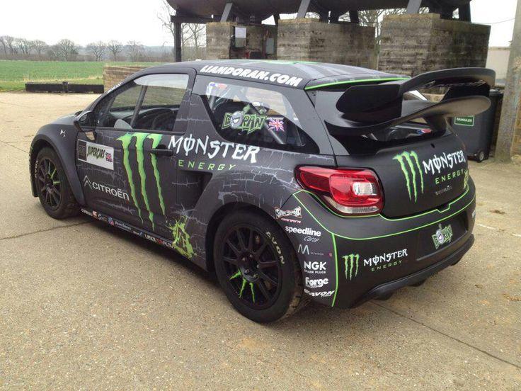 Monster Energy Rally Cross Life Pinterest Monster Energy