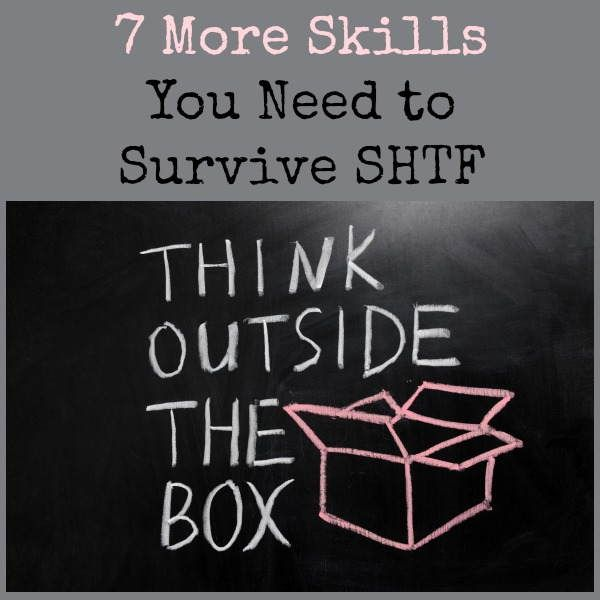 skills you need for survival essay 6 days ago  here are 10 wilderness survival skills that a man of any age can glean from   everything you have on your person is a potential survival tool.