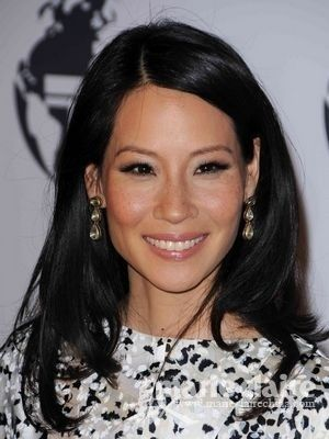 Lucy Liu - gorgeous.