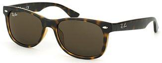 Ray-Ban Jr Junior Wayfarer Plastic Sunglasses.