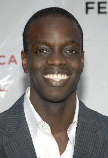 Ato Essandoh from Copper. A great actor and nice guy.