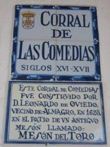 Corral de comedias de Almagro