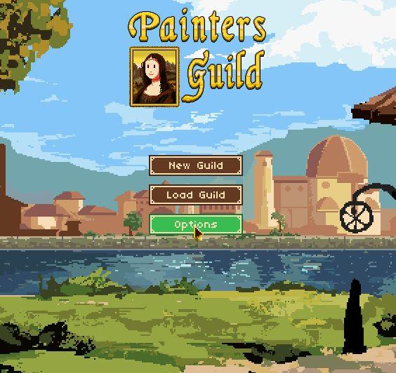 Painters Guild [Greenlit!]