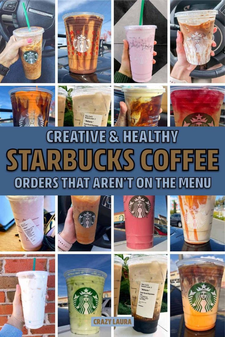 15 Healthy Starbucks Secret Menu Drinks For 2020 Healthy