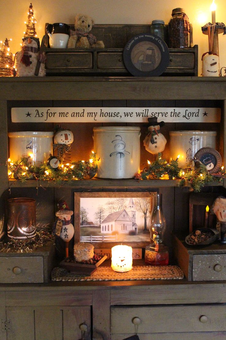 123 best primitive decorating my home images on pinterest