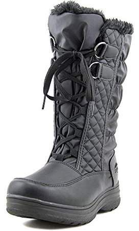 45e376d12b6a totes Totes Women s Donna Double Zip Wide Width Winter Boot ...