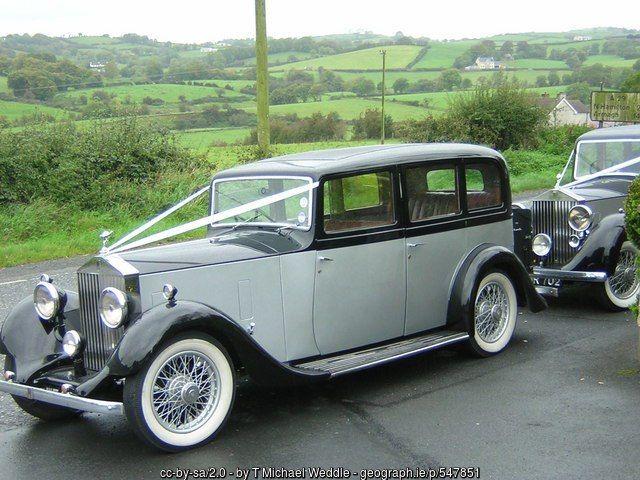 Wedding Cars in Northern Ireland