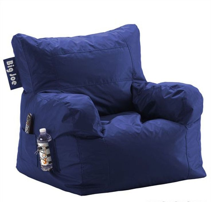 Shop For A Big Joe Black Dorm Bean Bag Chair At Rooms To Go Kids Find That Will Look Great In Your Home And Complement The Rest Of Furniture