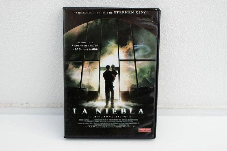 LA NIEBLA - FRANK DARABONT ( CADENA PERPETUA ) - DVD - STEPHEN KING