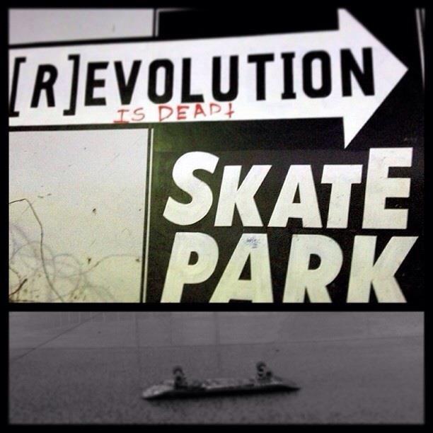 R.I.P revolution park.  http://www.this-is-illegal.com/1/post/2013/03/rip-pavillion-park.html