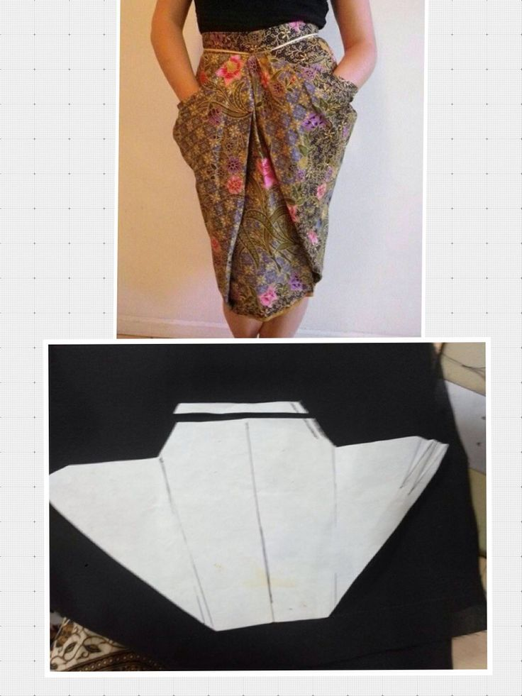 Sewing Pattern/Skirt