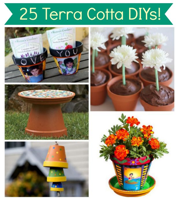 56 Best Images About Terra Cotta Pot Crafts On Pinterest