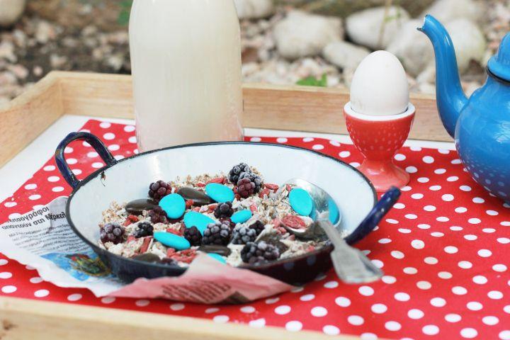 petit déjeuner / kiddos
