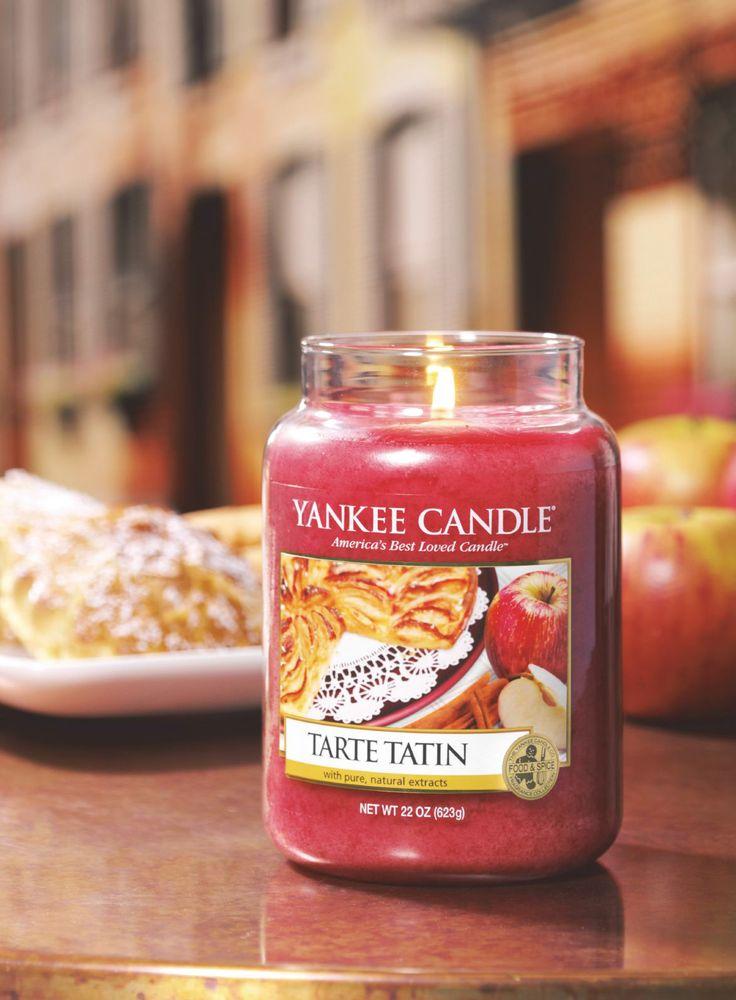 ¿Os apetece un trocito de tarta de manzana? Tarte Tatin es otra de las fragancias de la colección Café Culture de Verano de 2015, inspirada en los olores de las cafeterías europeas. Perfecta para aromatizar las tardes, si te gusta este postre la disfrutarás muchísimo.