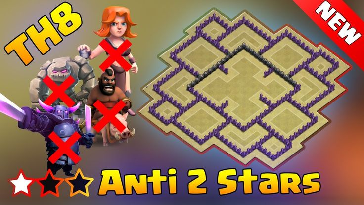 Best Town hall 8 (Th8) War Base - ANTi GoWipe ANTi Dragons ANTi GoHo - TH8 Best War Base Layout. Town Hall 8 (TH8) War Base Layout Anti 2Stars Anti 3Stars. Clash Of Clans Town Hall 8 (TH8) War Base - Anti gowipe anti dragons anti goho TH8 war base layout 2016. Best TH8 war base 2016. Town Hall 8 (TH8) War Winning Base layout 2016.  Welcome to th8 war base design coc. For clash of clans war defense in town hall 8 we need a very good TH8 war base which is also can be used as th8 trophy base…