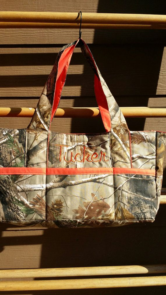 Camo DIaper bagSale with Name by CozyCreationsHeather on Etsy