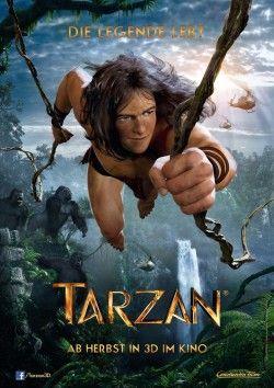 Tarzan filmi bu defa tekrar kurgulanarak karşımıza üç boyutlu bir animasyon filmi olarak çıkıyor. Tarzan ve Jane Porter, Greystoke Energies şirketinin kurduğu bir ordu ile karşı karşıya gelirler. Greystoke Energies'in sahibi, Tarzan'ın ailesi bir uçak kazası sonrası ölünce şirketi onların elinden almıştır.