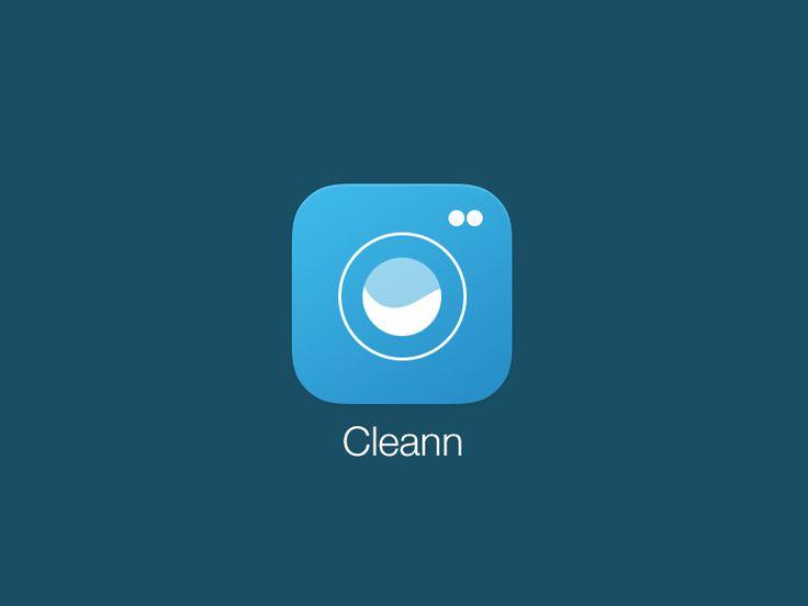 Cleann iOS7 Icon