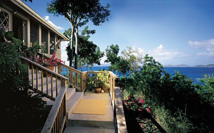 Best Caribbean Resorts: Caneel Bay Resort, US Virgin Islands