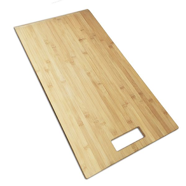 Rectangular Slab Bamboo Pizza Board - wood fired oven, wood fire pizza, pizza serving