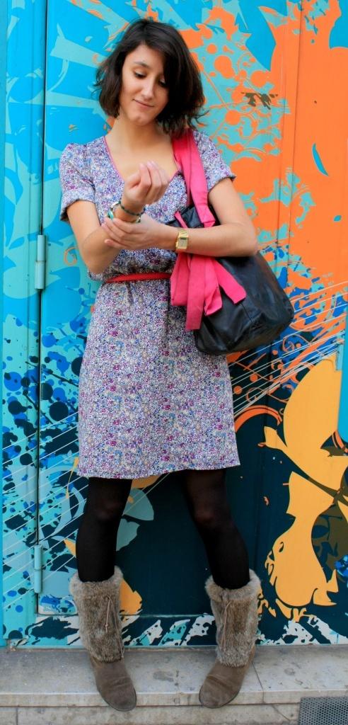 Parcours Shopping #5 - Charlotte Cozon à La Station (2 rue Casimir Perier, Grenoble, http://www.lastationgrenoble.fr/) - Léa