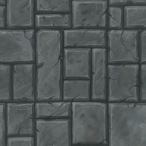 Stonefloor8 | Hand Painted Textures