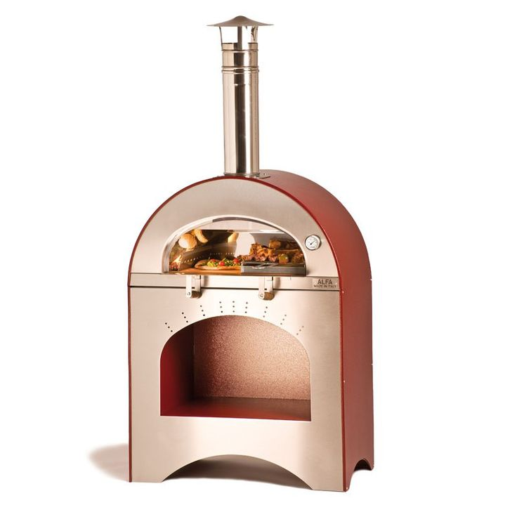 Alfa Forno Pizza & Brace Wood Fired Oven - PIZZABRACE
