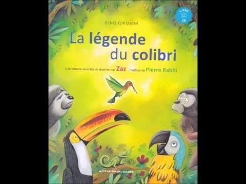 ZAZ raconte La légende du colibri