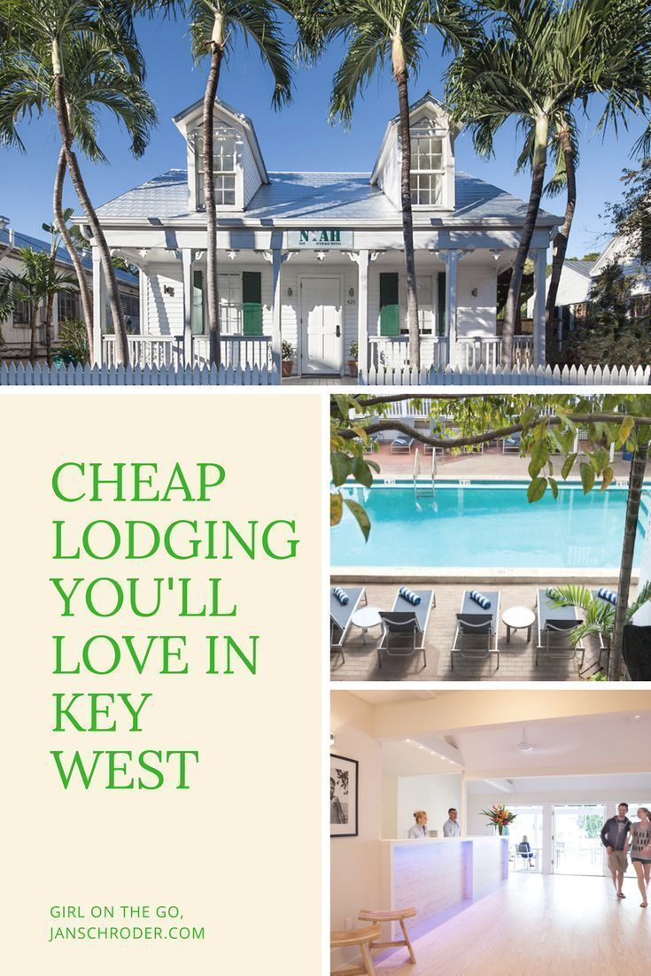 Most Affordable Hotel In Key West Not Your Average Hotel Key West Hotels Cheap Key West Florida Travel