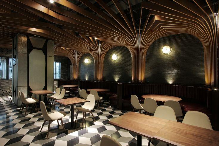 Gallery of Jordan Road Restaurant & Bar / CAA - 4