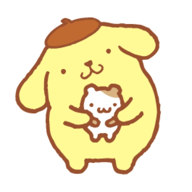 Pom Pom Purin - aka: Pudding Dog