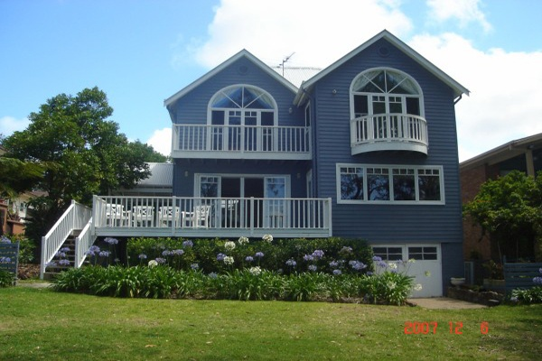 Grey Weatherboard Home Home Designs Pinterest Grey