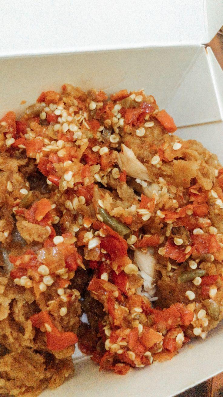 Ayam Geprek Aesthetic Makanan Dan Minuman Makanan Pedas Ide Makanan