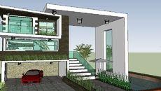 3D Model of Casa Mobiliada