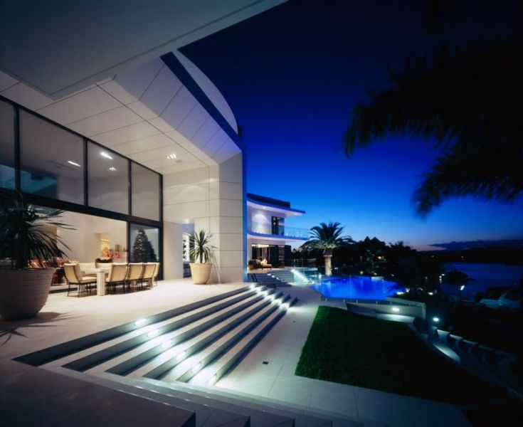 Best Dream Dwellings Images On Pinterest Luxury Houses - Australia luxury homes exterior pictures