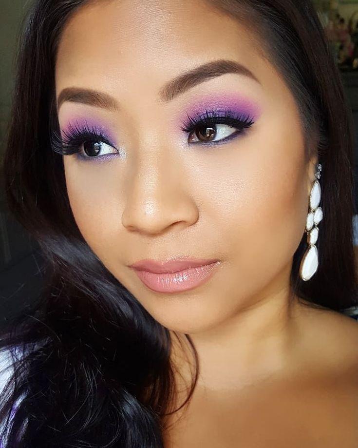 больше делать макияж для азиатских глаз без век фото центре