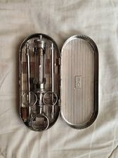 Vintage Beckton Dickinson (B-D) surgical syringe (pre 1920) Embalming (Funeral)