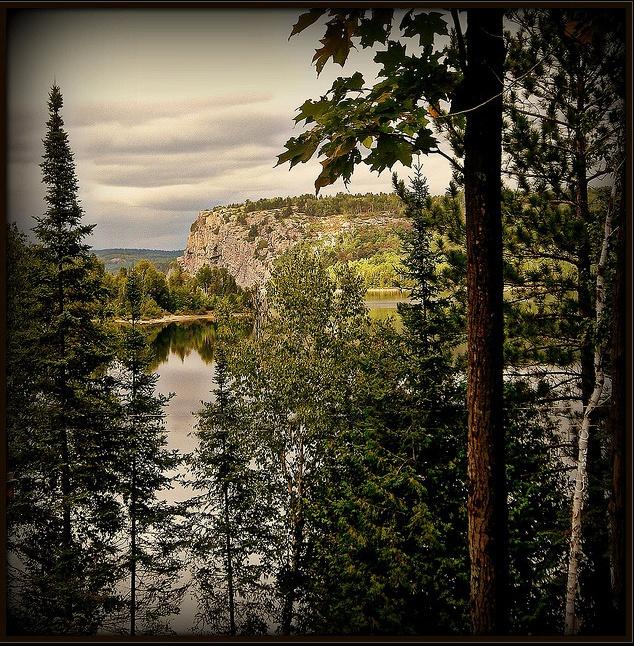 Elliot Lake, Ontario by Chrissie Cohen