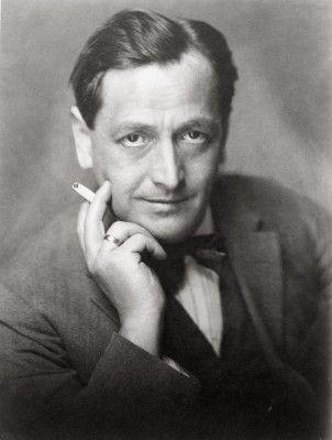 Hans Moser, © IMAGNO/Österreichisches Theatermuseum
