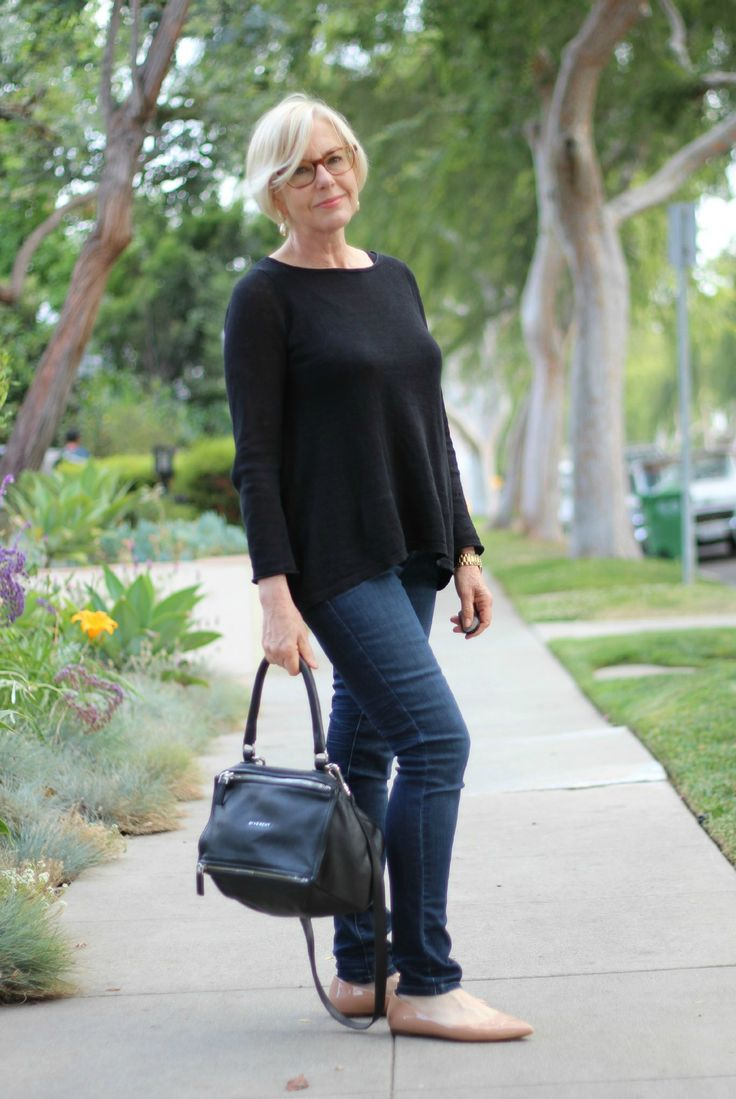 Fashion Over Fifty  Mature Women  Style  Street Style -7238
