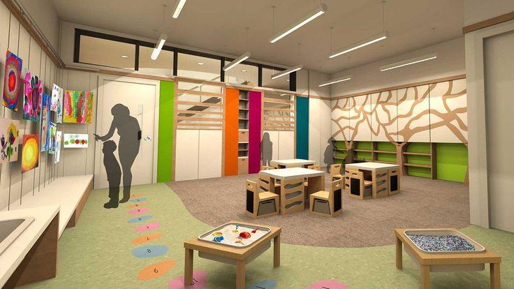 Classroom Interior Design Ideas : Best interior design school modern kids