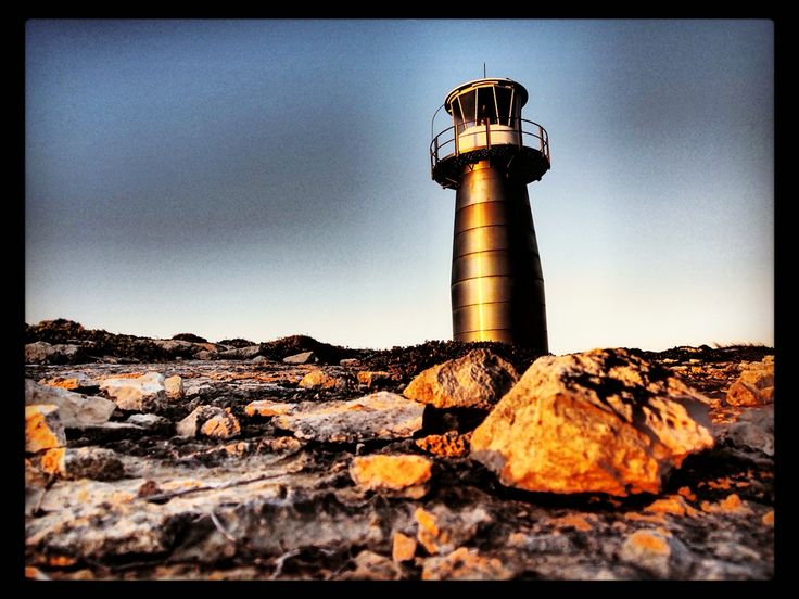 West cape lighthouse,Innes National Park. Yorke Penninsula