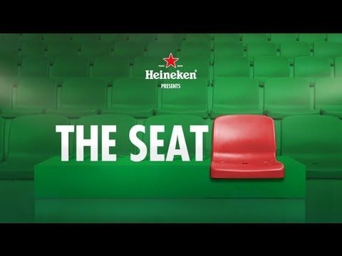 BEER KNOWLEDGE - Heineken have developed The Seat campaign in Rome and Milan. Do you think it's impossible to find a ticket for Wembley with only a few days left to the Final? 20 seats, 20 tickets, scattered around 2 cities, but only one hour time to find them!