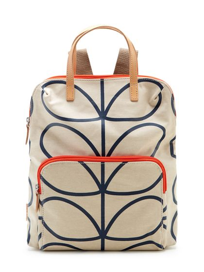 Convertible Backpack by Orla Kiely at Gilt