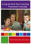 The EYLF Practice Based Resources have been designed to further engage educators to explore the key ideas of the EYLF and support the implem...