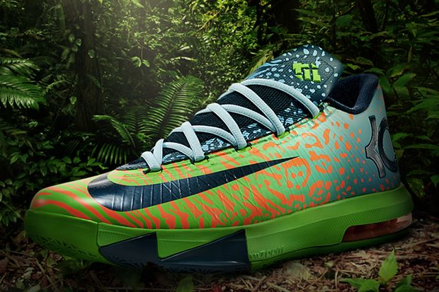 """Image of Nike KD VI """"Liger"""""""